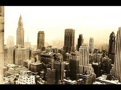 NEW YORK HISTORY ○ Story of a City (1946) ○ Documentary Film. Pictorial