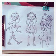 Indonesian schoolgirl  #sketching #schoolgirl