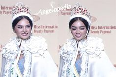 Kylie Verzosa of Philippines crowned as Miss International 2016