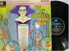 At £5.98  http://www.ebay.co.uk/itm/Big-Ben-Banjo-Band-Big-Ben-Salutes-Irving-Berlin-Columbia-12-LP-33SX-1488-/251143627257