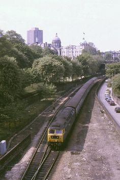 Aberdeen Scotland, Inverness, Terrace Garden, Past, To Go, Aesthetics, Train, Past Tense, Strollers