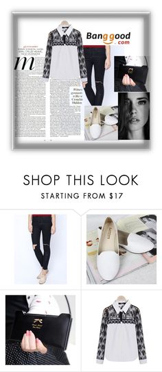 """#2/2 Banggood"" by ahmetovic-mirzeta ❤ liked on Polyvore"
