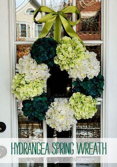 Spring wreath ideas for front door