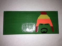 Firefly Jane duct tape bifold wallet by ChooseDuckie on Etsy, $7.00