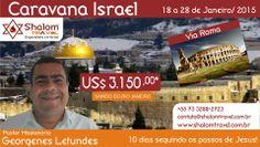 Caravana Israel