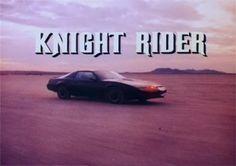 Knight Rider 1982 KITT