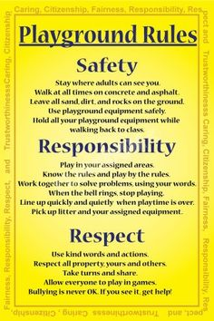 be respectful be responsible be safe - Yahoo Image Search Results
