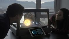 Futuristic, Holus: The Interactive Tabletop Holographic Display, Future Technology,  Device, Holographic Technology, Future Gadget
