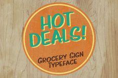 Hot Deals from FontBundles.net