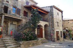 Meyras, Ardèche, Dept 07.