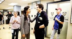 Image result for brooklyn nine nine jake and amy