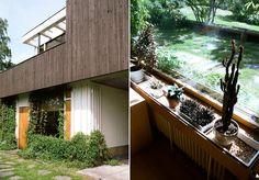 Alvar Aalto, Deck, Architecture, Functionalism, Outdoor Decor, Interiors, House, Romantic, Home Decor
