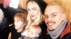 Ashlee Simpson and Evan Ross's 25 Cutest Family Moments on Instagram