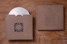 80 Personalized Cd Sleeve Wedding Favor ANY COLOR By Megasmiles 12000