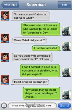 If Superheroes And Villains Texted Each Other, This Is How It Would Go Down