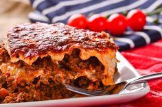 Best Beef Lasagna