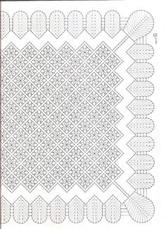 Bobbin Lace Patterns, Lacemaking, Parchment Craft, Picasa Web Albums, Borders And Frames, Vintage Embroidery, Textile Art, Doilies, Coloring Pages