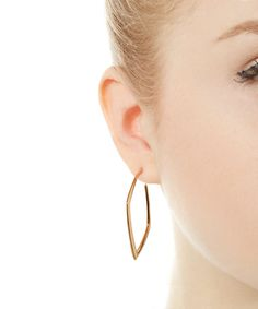75235d9d0 Dinny Hall Large Gold-Plated Cushion Hoop Earrings Dinny Hall, Luxury  Gifts, Magpie