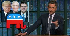 Seth Meyers: 'What Do You Mean You Can't Protect Stupid?' | HuffPost
