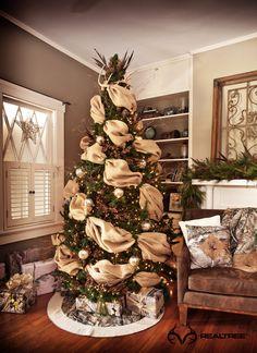 Realtree Camo Tree