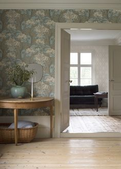 Boråstapeter lanserar tapetkollektionen Anno – Stilhistoria som hänför ‹ Dansk inredning och design