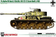 Pz.Kpfw IV Ausf.J Ww2 Weapons, Military Weapons, Military Art, Heroes And Generals, Panzer Iv, Ww2 Tanks, Military Equipment, Luftwaffe, Armored Vehicles