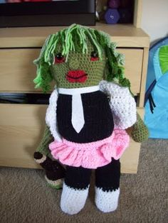get lucky: the mighty boosh craft