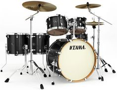Tama Silverstar Rock - BCB - 1145€