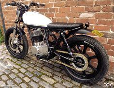 '78 Yamaha SR500 – Neil Donoghue « Custom Bikes « Motorcycles « derestricted