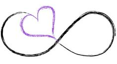 purple heart for my daddy <3