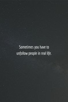 Sometimes you have to unfollow people in real life. #breakup #divorce #quizzes