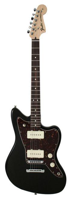 Fender American Special Jazzmaster Black | Rainbow Guitars