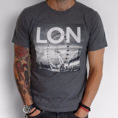More awesome Generator Hostels tees. This one's probably a little bit closer to home for most of you...