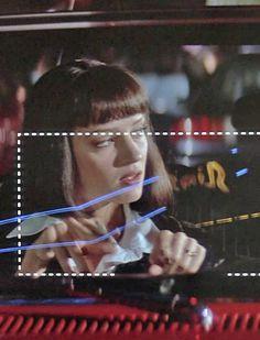 Uma Thurman, Pulp Fiction (1994)