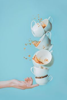 I'm a still life photographer and there's no thing that inspires me more than coffee and sweets. These are some pictures I made at different times. If you're a coffee lover or sweet tooth like me, you may like them :)