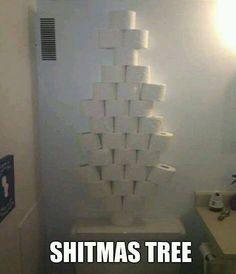 Shitmas #Tree http://ibeebz.com