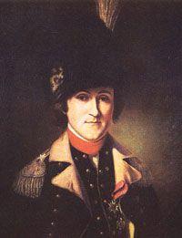 Armand Tuffin de La Rouërie - Charles Willson Peale - Wikipedia