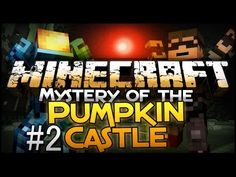Minecraft: Mystery of the Pumpkin Castle - Part 2