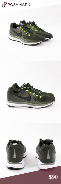 b53b11875e5e4 Nike Air Zoom Pegasus 34 Nike Air Zoom Pegasus 34 Men s Size 8 Style  880555
