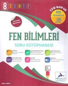 Paraf Yayınları 8. Sınıf Fen Bilimleri Soru Kütüphanesi