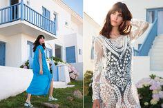 Moda: After Beach  . Foto:Juampi Bonino. Producción de Josefina Rivero