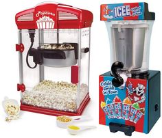 Gift ideas for a home theater: Your own snack bar! At Home Movie Theater, Cool Mom Picks, Cool Gifts For Kids, Family Movie Night, Family Set, Home Movies, Works With Alexa, Snack Bar, Best Mom