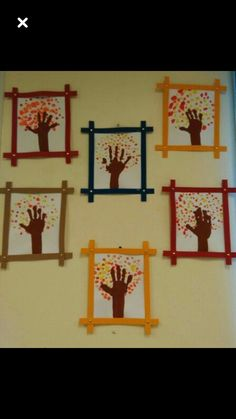48 Awesome Fall Crafts for Kids – Crafts Ideas Kids Crafts, Easy Fall Crafts, Daycare Crafts, Fall Crafts For Kids, Thanksgiving Crafts, Holiday Crafts, Art For Kids, Diy And Crafts, Thanksgiving Feast