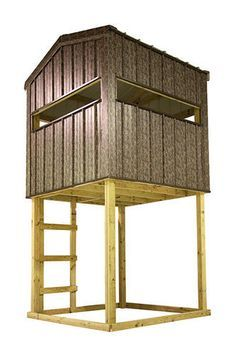 Midwest Manufacturing 6'W x 6'D Hunting Blind at Menards®