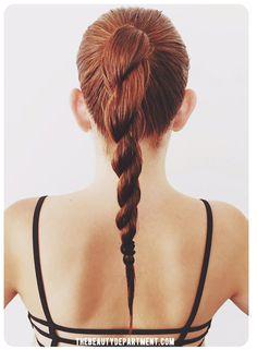 Post-Workout Hair (W