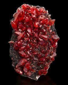 Rhodochrosite from Peru