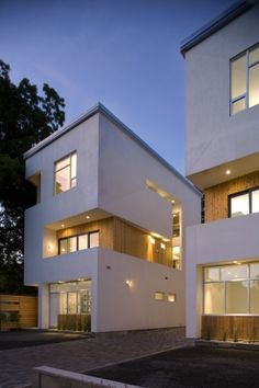 1000 Images About Modern Duplexes On Pinterest Urban