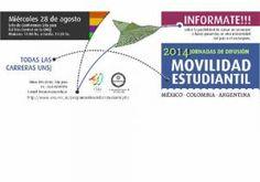 Jornadas de Difusión Programas de Movilidad Estudiantil http://www.unsj.edu.ar/noticiaDetalle.php?n=1447 #UNSJ
