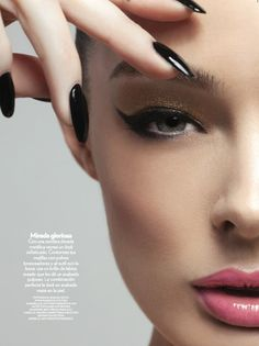Nailstyling: Beth Fricke Photgrapher: Raquel Olivo - Marie Claire Mexico May 2011
