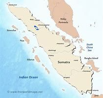 Image result for sumatra map